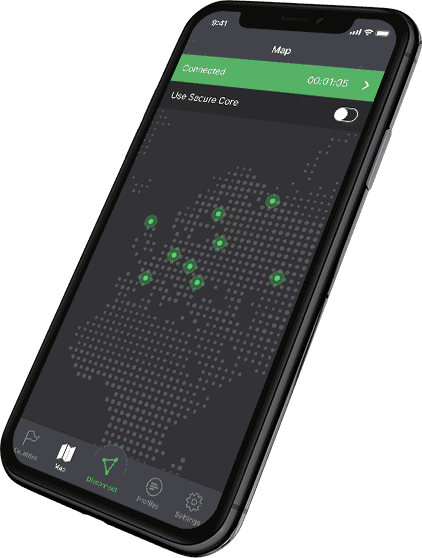 Download our new ProtonVPN iOS app for your iPhone or iPad