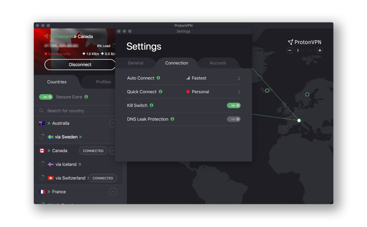 Free VPN for macOS is here! ProtonVPN is now available for all macOS