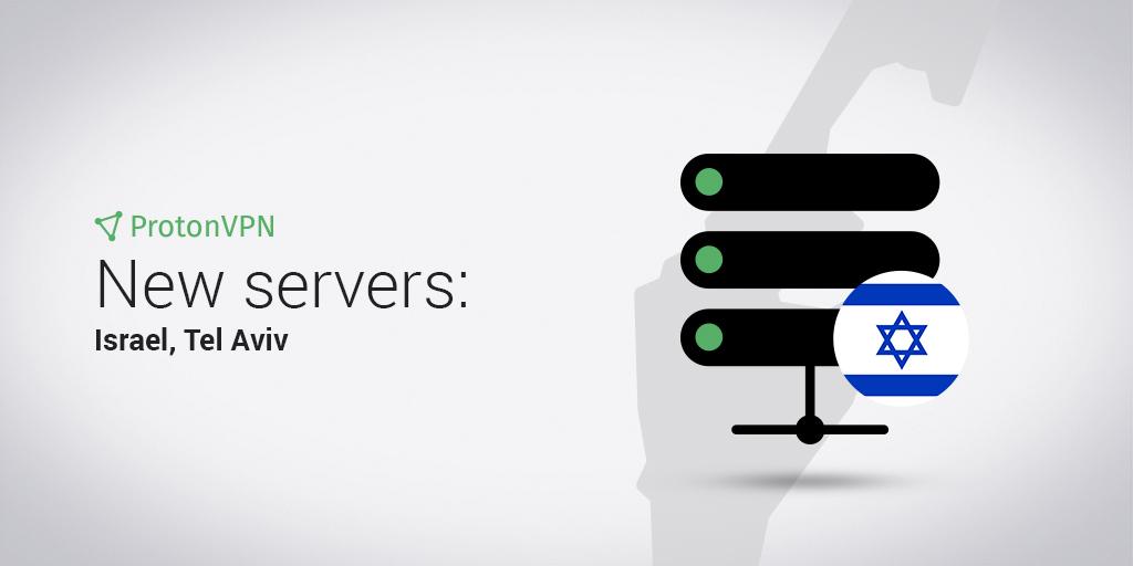 israel vpn servers