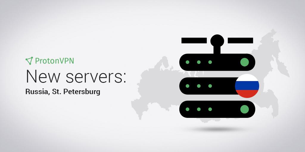 protonvpn servers russia