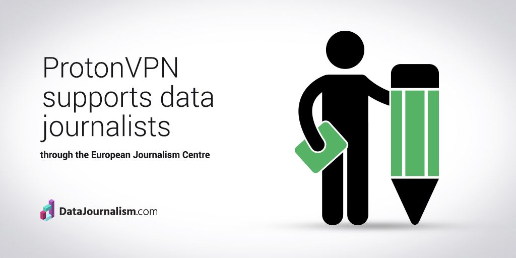 ProtonVPN data journalists European Journalism Centre