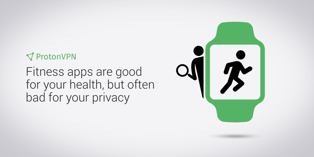 Fitness and health apps collect sensitve data that they often expose or share with third parties.