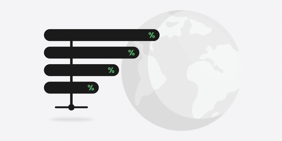 An illustration of the ProtonVPN new VPN server poll for 2020.