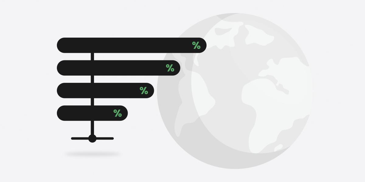 An illustration of the ProtonVPN new VPN server poll for 2020.