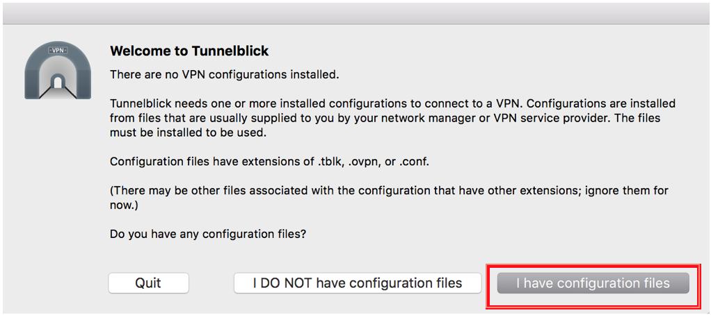 accept vpn configuration files - protonvpn