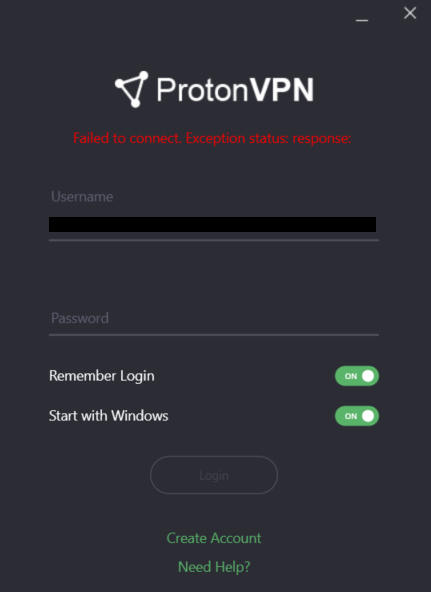 Solutions to ProtonVPN Connectivity Issues on Windows - ProtonVPN