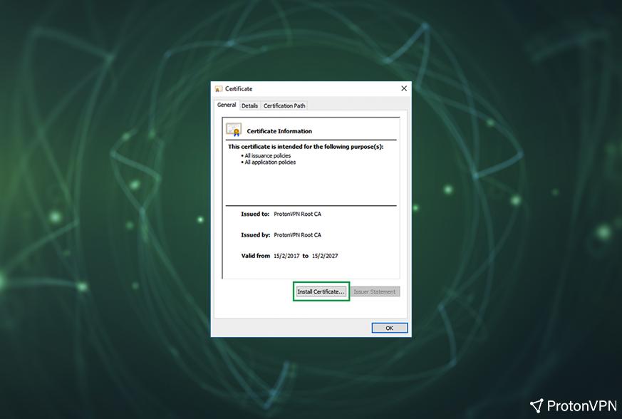ProtonVPN manual Windows 10 IKEv2 VPN setup - ProtonVPN Support