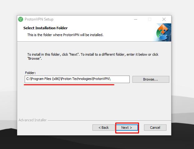 ProtonVPN application for Windows - ProtonVPN Support