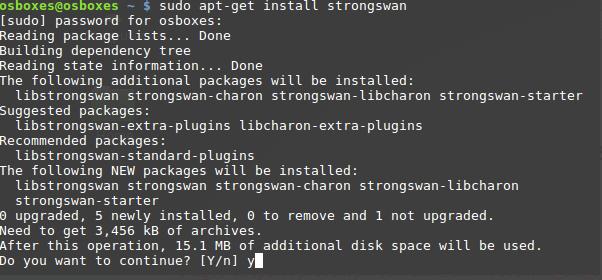 Linux IKEv2 ProtonVPN tutorial - ProtonVPN Support