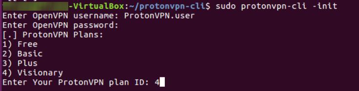 ProtonVPN command-line tool for Linux - ProtonVPN Support