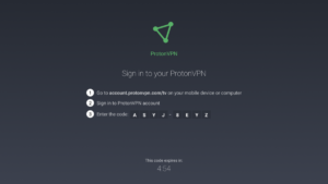 ProtonVPN for Android TV